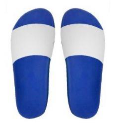 Chinelo Slide Azul Royal