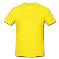 Atacado Camisa Amarela