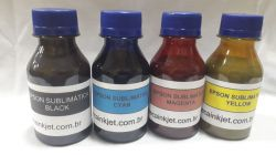 Tinta Cromajet Sublimática 100ml