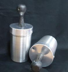 Culote de Alumínio p/ Caneca de Polímero