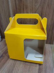 Atacado de Caixa Amarela p/ Caneca