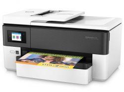 Impressora HP 7720 c/ bulk ink tinta corante