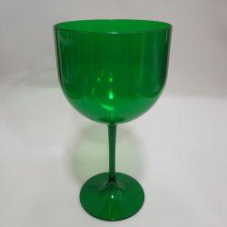 Atacado Taça Gin Verde Cristal