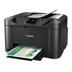 Impressora Canon MAXIFY  MB5110 C/ Bulk ink