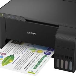 Impressora Epson L3110 c/ tinta sublimática