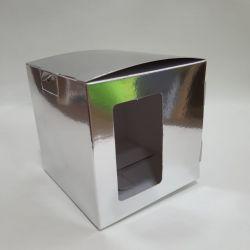 Caixa Prata P/Caneca