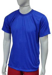Camisa Azul Royal