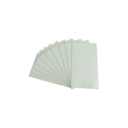 Pacote C/ 10 Imãs Tamanho 5 x 9 cm Retangular para Sublimação