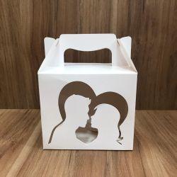Caixa p/ Caneca Dia dos Namorados