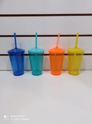 Copo Caldereta 500ml Cristal Color