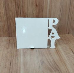Porta Retrato MDF - Tema: PAI