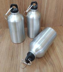 Atacado Squeeze Alumínio Mosquetão 500ml - Novo Modelo
