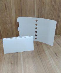 Calendário de Mesa - Porta Caneta -  Laminado PVC